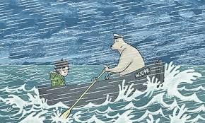 boy bear boat 2