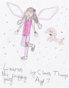 lauren puppy fairy