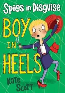 boy in heels