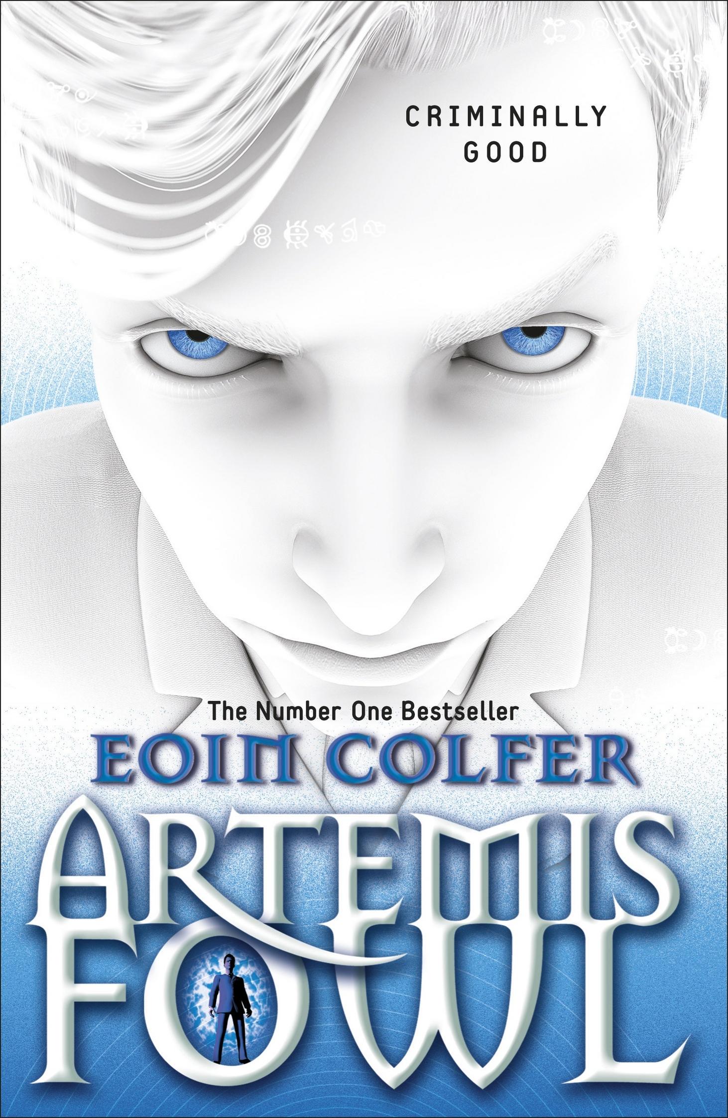 Artemis Fowl – Eoin Colfer. Reviewed by Whamo (9) – Mango ...
