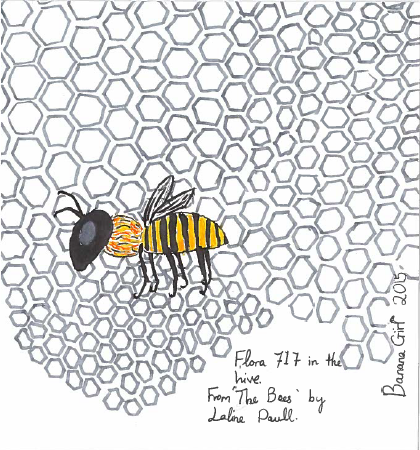 The Bees drawing