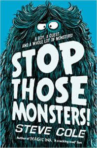 stop those monsters