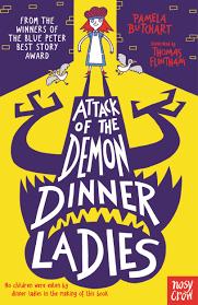 attack dinner ladies