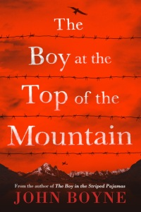 Boy at top Mountain
