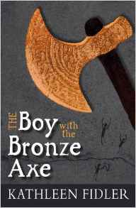 boy with axe