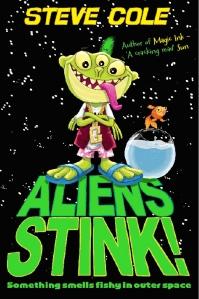 aliens stink
