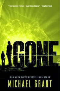 Gone by Michael Grant pb