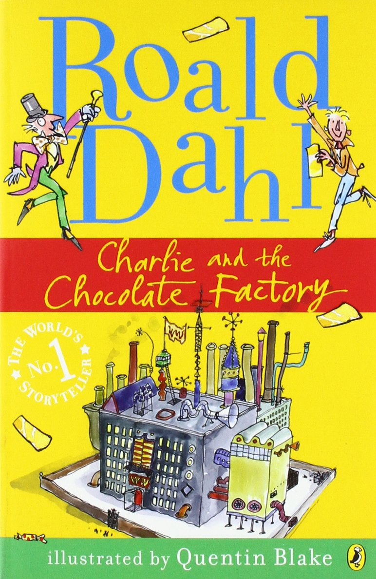 Charlie and the Chocolate Factory – Roald Dahl. Reviewed by ...